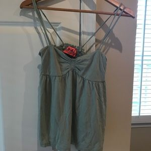 Juicy Couture Baby Doll Tank xs